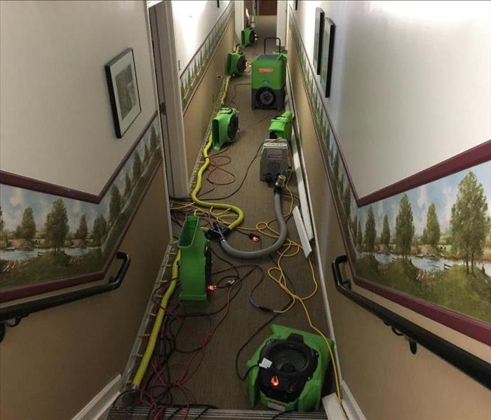 Water Damage to Condo Complex in Stowe, VT